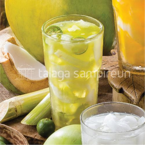 Aneka Minuman Kelapa